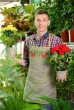 Florists Royalty Free Stock Photo