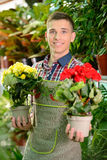 Florists Royalty Free Stock Photography