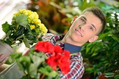 Florists Royalty Free Stock Photos