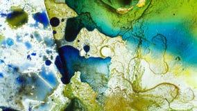 Floritura de pinturas Fotos de archivo libres de regalías