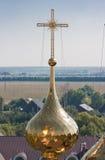 Floror och Lavra för kupol kyrkliga Royaltyfri Fotografi