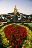 flory ratchapruek królewski Thailand Zdjęcia Royalty Free