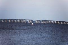 Floryda krajobraz Zdjęcia Royalty Free