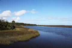 Floryda krajobraz Zdjęcia Stock