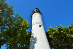 Floryda latarnia morska Fotografia Stock