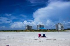 Floryda Marco wyspa Zdjęcia Royalty Free