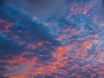 Floryda niebo Obraz Stock