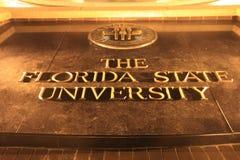 Floryda stanu uniwersytet zdjęcie royalty free