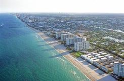 Floryda wschodnie wybrzeże Obrazy Stock