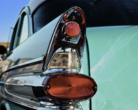 Flosse des Autos 50s Lizenzfreie Stockbilder