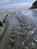 Flot d'océan Photographie stock libre de droits