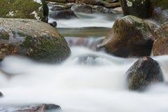 Flot de Dartmoor Photos stock
