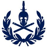 Flota del submarino de la marina de guerra del icono Fotos de archivo libres de regalías