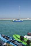 Flotables boats Royalty Free Stock Image