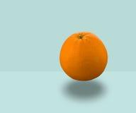 Flotación anaranjada Foto de archivo libre de regalías