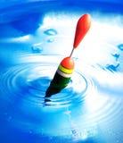 Flotador colorido fotos de archivo