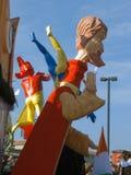Flotador del carnaval Fotografía de archivo libre de regalías
