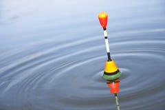 Flotador del color fotografía de archivo libre de regalías