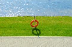 Flotador para la seguridad Fotos de archivo libres de regalías
