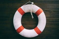 Flotador salvavidas fotos de archivo