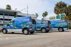 Flotta av det Florida akvariet royaltyfri bild