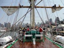 Flotten-Woche 2012 7 Buque Escuela Gloria @ Lizenzfreies Stockbild