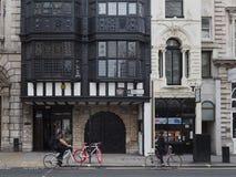 Flottenstraße, London stockbilder