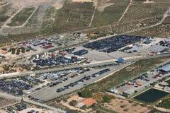 Flottes de voiture de location Photo stock
