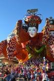 Flotteur de carnaval Images stock