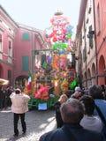 Flotteur de l'Italie Images stock