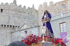 Flotteur de Paso а, Avila, Espagne, l'Europe images libres de droits