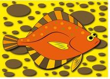 Flounder Stock Image