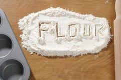 Flour Royalty Free Stock Photos