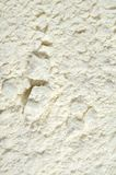 Flour. Scattered flour. It is possible to use the background Stock Photography
