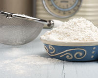 Flour Royalty Free Stock Images