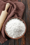 Flour Royalty Free Stock Photo
