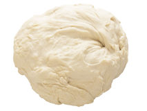 Flour dough Royalty Free Stock Photo