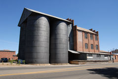 Flour mill Stock Images