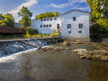 Flour Mill Royalty Free Stock Photos