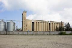 Flour mill Royalty Free Stock Photo