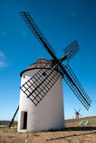 Flour mills. Consuegra. La Mancha Royalty Free Stock Photography