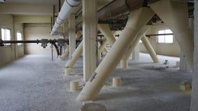 Flour mills Stock Photos