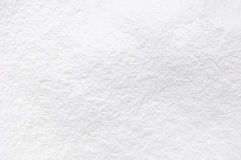 Flour powder Stock Photo
