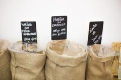 Flour Stock Photography