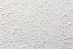 Flour surface. A pile of flour, stock image