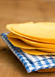 Flour Tortillas Stock Images