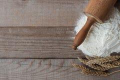 Flour Stock Images