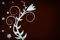 Flourish background Stock Image