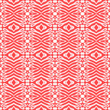 Flourish clean and simple pattern Royalty Free Stock Photography