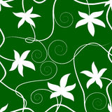 Flourish pattern. Ready for tile Stock Image